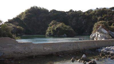 北九州の軍艦島【津村島】