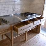 大工キッチン