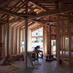 「御母家の家」造作工事