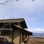 信州の屋根