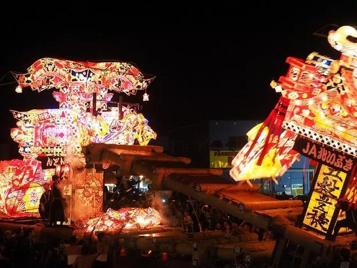 名前の由来 沼田町あんどん祭り