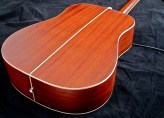 Tanglewood TW28-CLN + Woody – body back angle
