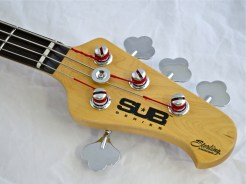 Sterling SUB Ray4 – headstock