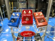 MM2015 – EBS Sweden new guitar pedals