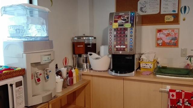 ぱんだカフェ 浅草 子連れレストラン 設備 フリードリンク
