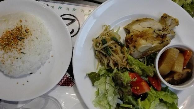 ぱんだカフェ 浅草 子連れレストラン ランチ