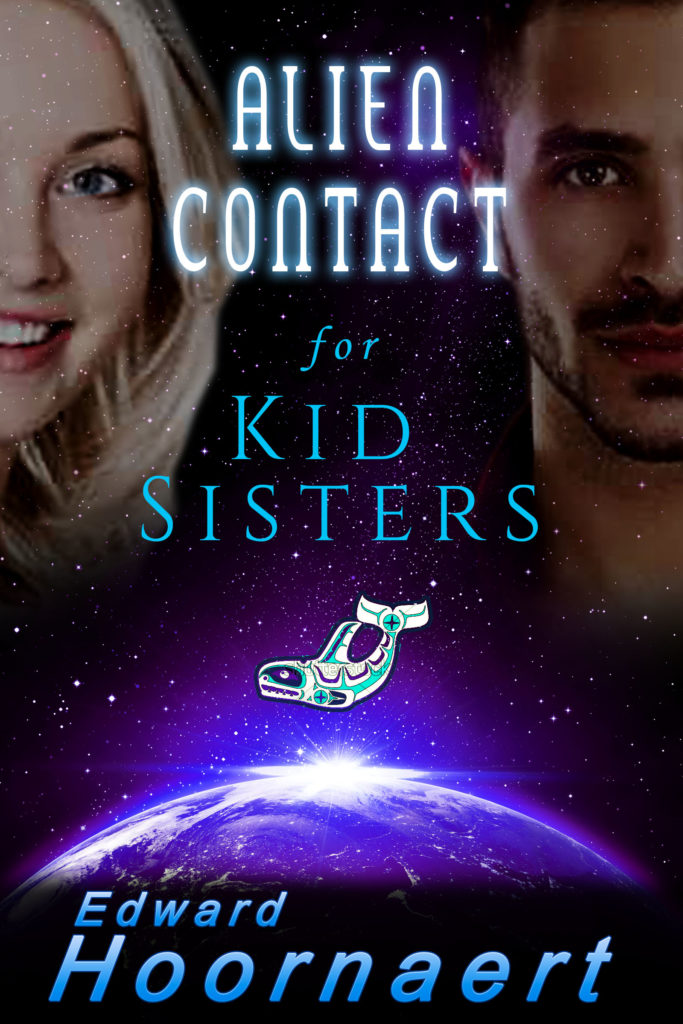 Alien Contact for Kid Sisters cover