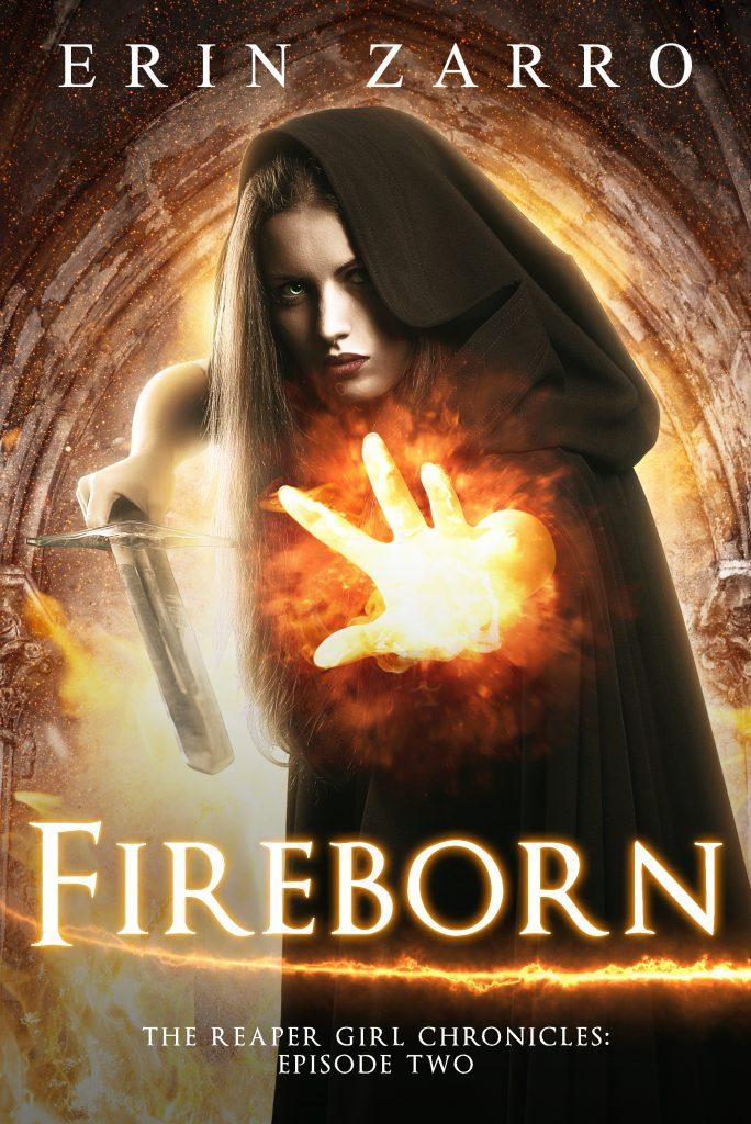 Fireborn cover