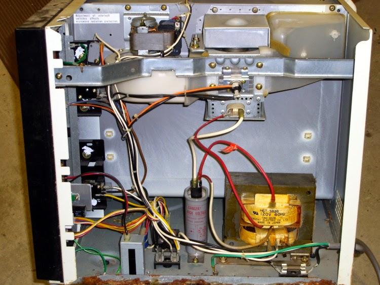 Magic Chef Wall Oven Wiring Diagram SỬa ChỮa L 210 Vi S 211 Ng Sanyo ĐỨt CẦu Ch 204 ChỈ VỚi 5 BƯỚc