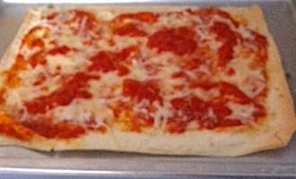 KitchAnnette Lavash Pizza