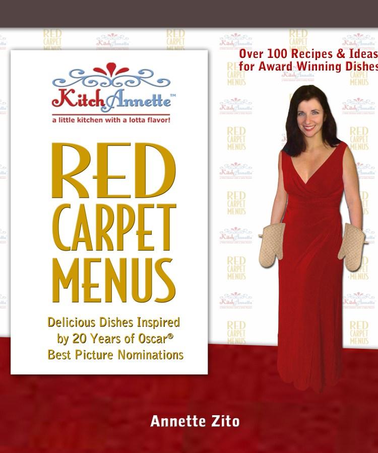 Red Carpet Menus