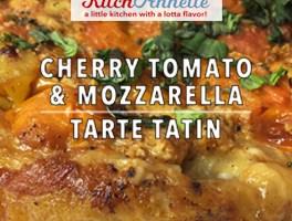 KitchAnnette Cherry Tomato Tarte Title Shot