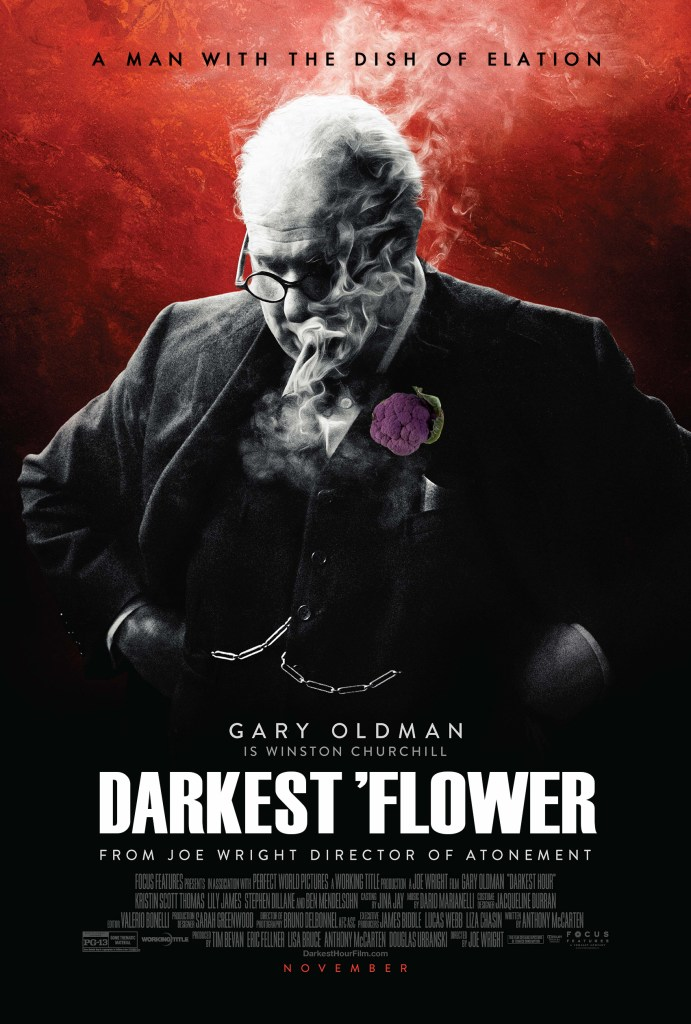 KitchAnnette Darkest Flower Poster