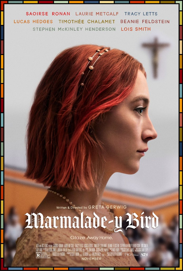 KitchAnnette Marmalade-y Bird Poster