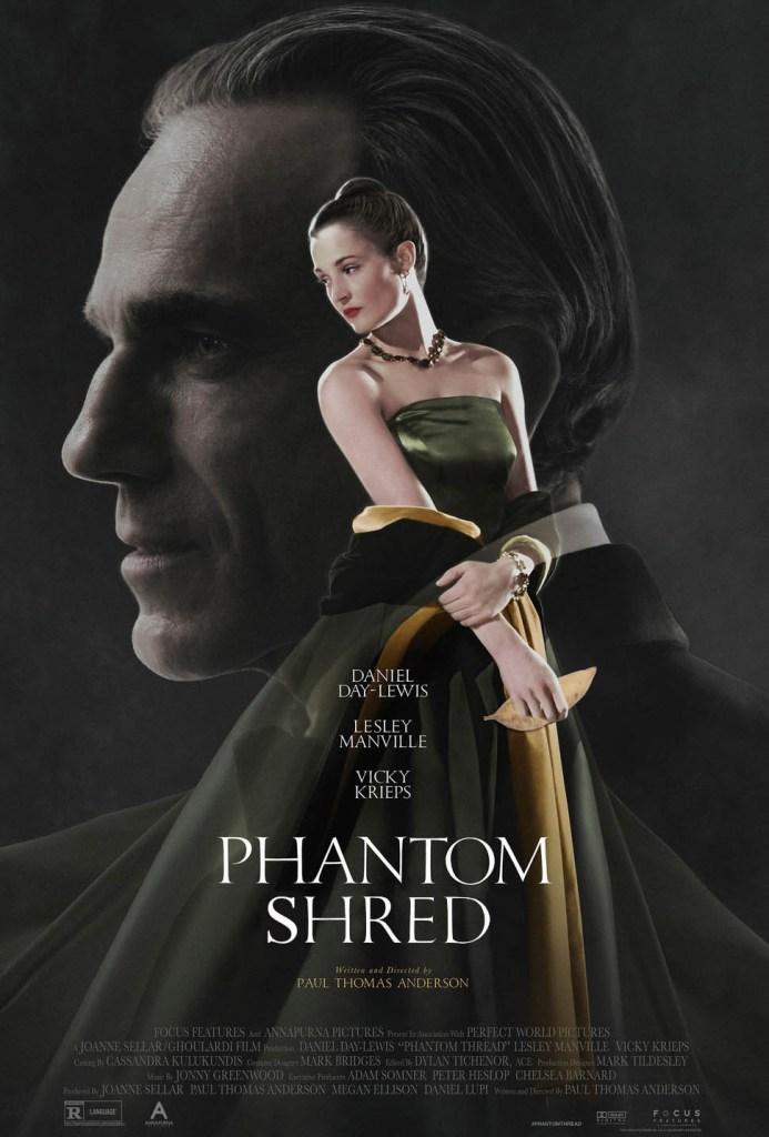 KitchAnnette Phantom Shred Poster