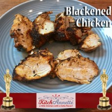 KitchAnnette Blackened Chix FEATURE