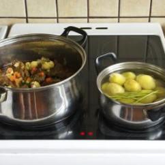 Electric Kitchen Stove Virtual Design Gas Ranges Vs Stoves Kitchensanity Range