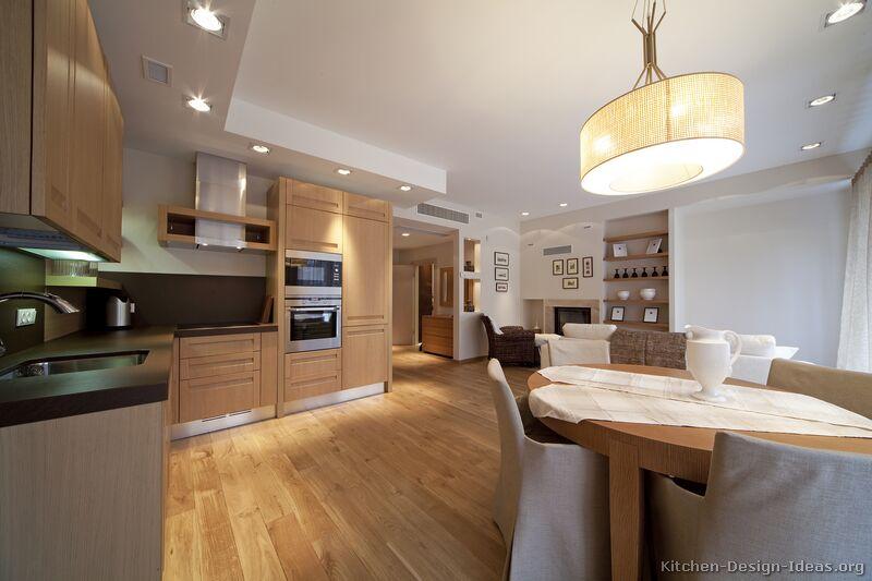 Modern Light Kitchen  Home Design And Decor Reviews