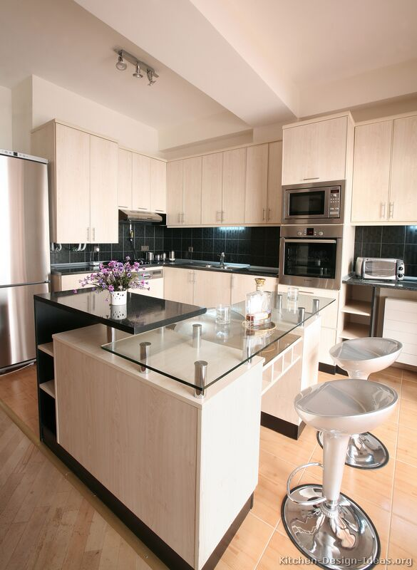Kitchens Featuring Whitewashed Cabinets Modern Styles Take Look