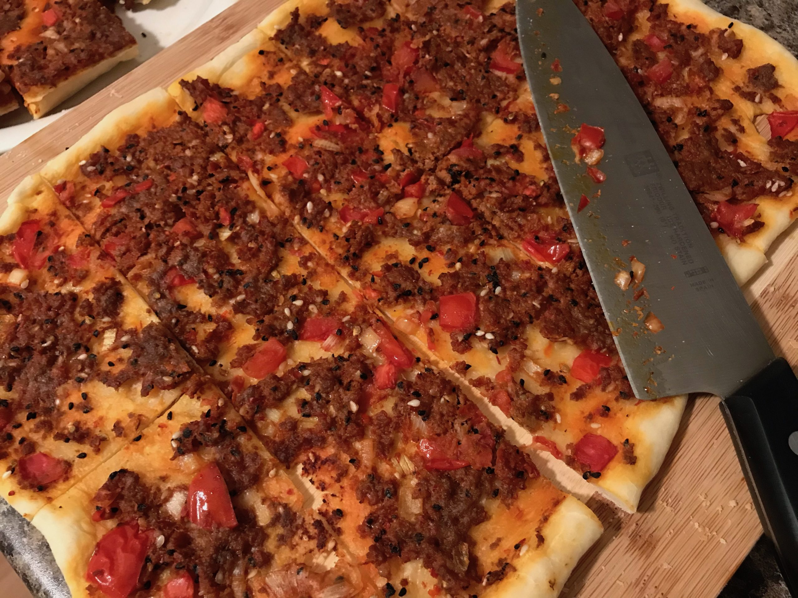 Manakish Middle Eastern Pizza