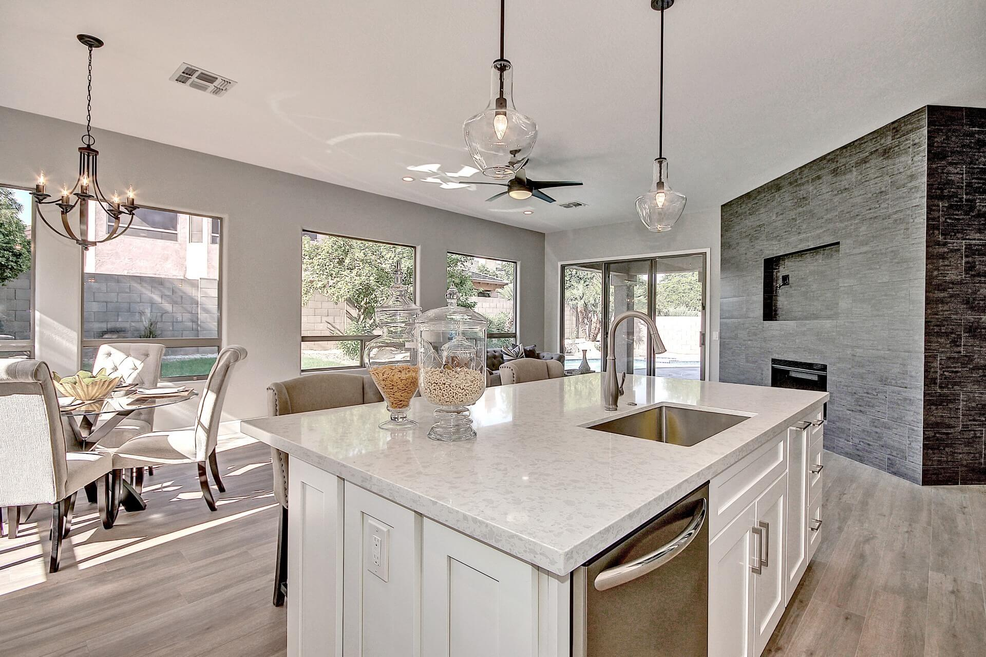 kitchen makeover companies cabinets for small new gainey ranch remodel in scottsdale az