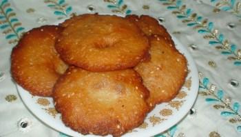 KajjiKayalu (కజ్జికాయలు, சோமாசி, गुन्जियास