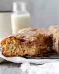 Maple Streusel Coffee Cake