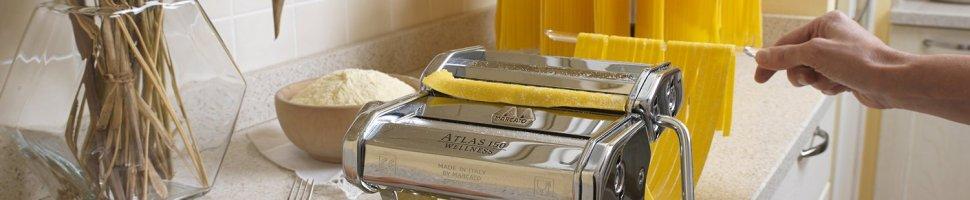 Pasta selber machen – Mit einer Nudelmaschine kein Problem