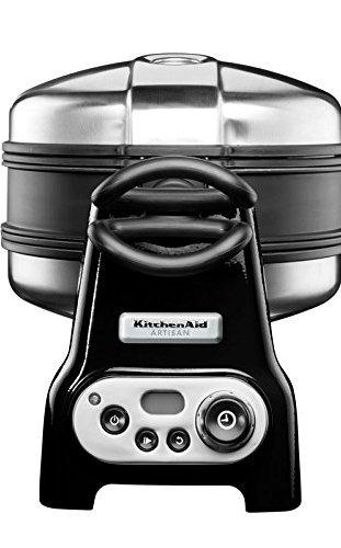 KitchenAid Artisan Waffeleisen 5KWB110EOB – Design und Qualität vereint