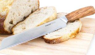 Ein gutes Brotmesser darf in keiner Küche fehlen