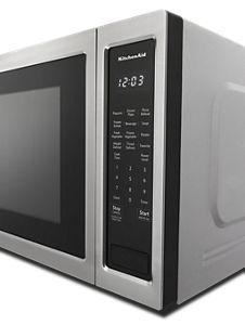 24 countertop microwave oven with printshield finish 1200 watt