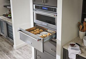 24 slow cook warming drawer