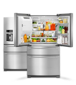 maytag kitchen appliances measuring tools and cooking refrigerators provide optimal storage keep your food cold