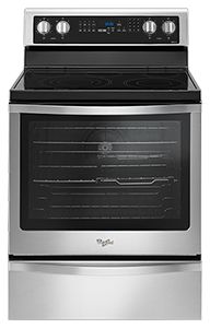 top rated kitchen stoves island table combo highest products whirlpool key features true convection cooking