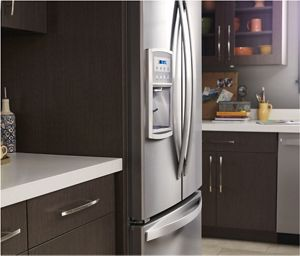 What Is a CounterDepth Refrigerator  Whirlpool