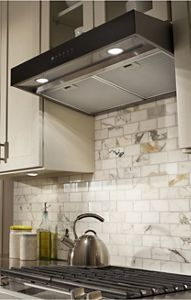 exhaust fan kitchen rustic country decor hoods whirlpool make sure the vent hood you choose is right size with fit system