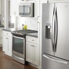 Kitchen Refrigerator Remodel A Whirlpool Appliances Give You More Time With The Ones Love