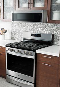 range microwaves whirlpool