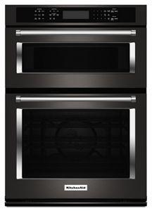 kitchen aid corner shelf major appliances kitchenaid hero koce500ebs