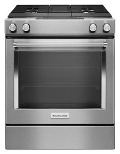 kitchen aid stove replacement cabinet doors white see all ranges kitchenaid 30 inch 4 burner dual fuel downdraft front control