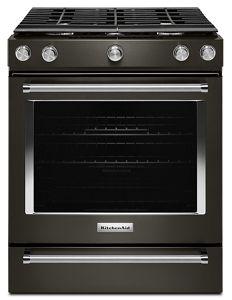 kitchen aid superba lg appliance package major appliances kitchenaid hero ksgg700ebs