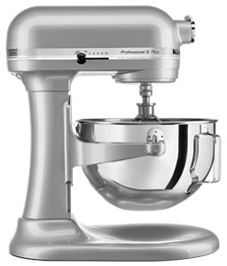 kitchen aid professional lighting over sink shop all countertop stand mixers kitchenaid 5 plus series
