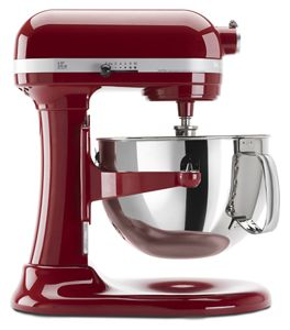 kitchen aid pro 600 how much does a new cost empire red professional series 6 quart bowl lift stand mixer kp26m1xer kitchenaid