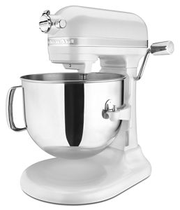 kitchen aid pro islands with seating and storage shop all line series appliances kitchenaid 7 qt bowl lift stand mixer