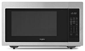 1 6 cu ft countertop microwave with 1 200 watt cooking power