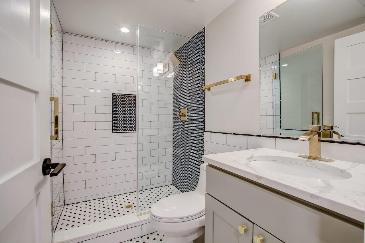 bathroom shower remodel ideas to