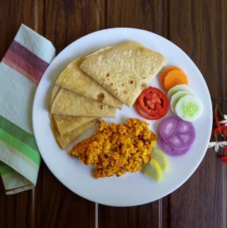 Moog Dal Fry (Vegan + Gluten Free)