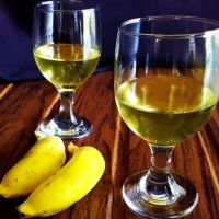 Banana Wine (Vegan + Gluten Free)