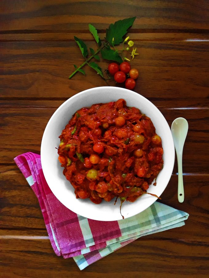 Cherry Tomato Pickle