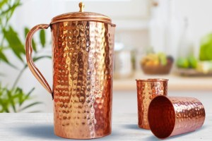 Copper water